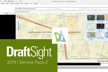 DraftSight 2019 Service Pack 2